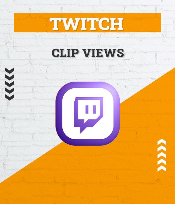 Twitch Clip Views kaufen